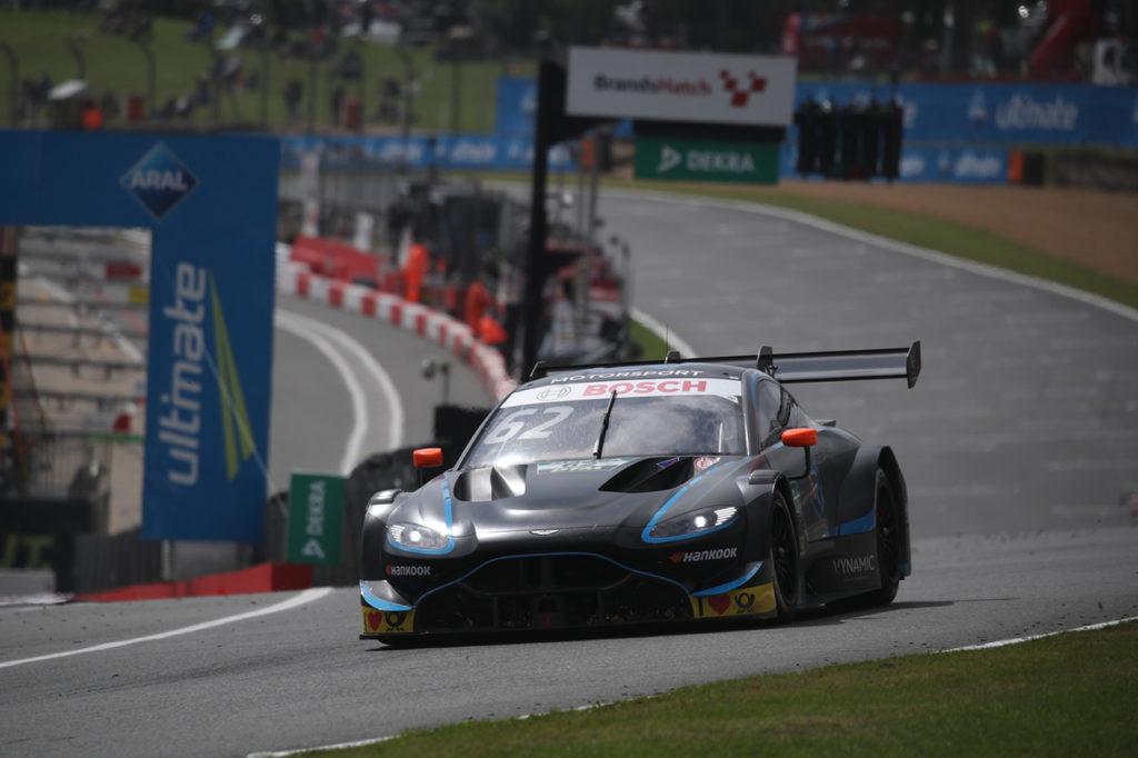 DTM | R-Motorsport e Aston Martin lasciano il campionato