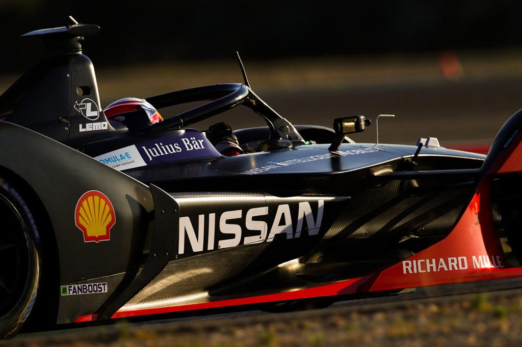 Formula E | Nissan e.dams a caccia della rivincita in Cile con Buemi e Rowland