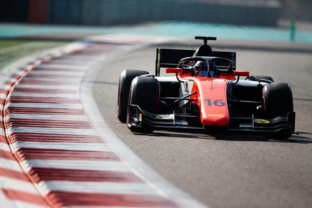 FIA F2 | MP Motorsport promuove Drugovich dalla Formula 3