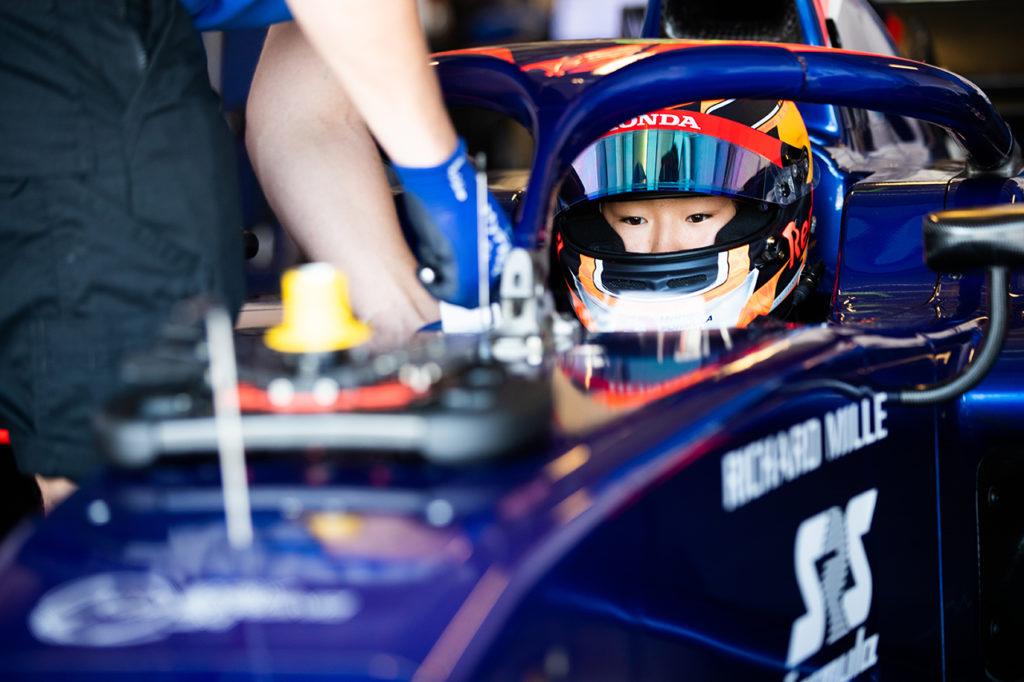 FIA F2 | Promozione per Tsunoda: firma con Carlin per la stagione 2020