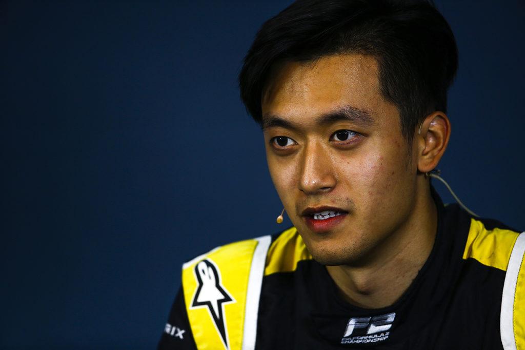 FIA F2 | Guanyu Zhou rimane un altro anno con UNI-Virtuosi
