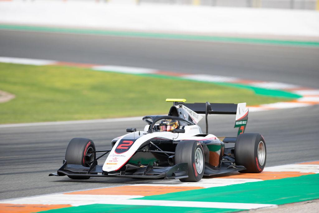 FIA F3   Fernandez completa la line-up di ART Grand Prix per il 2020