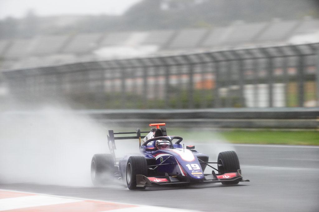 FIA F3   Zendeli è il primo nome di Trident per la stagione 2020