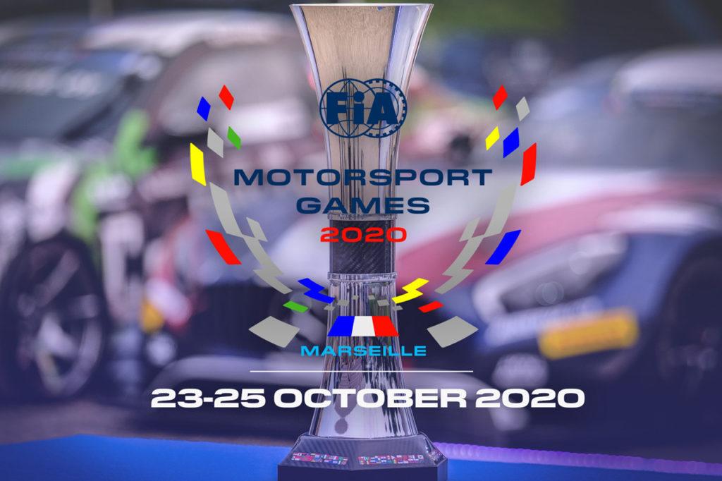 FIA Motorsport Games | Marsiglia e Le Castellet ospiteranno l'edizione 2020