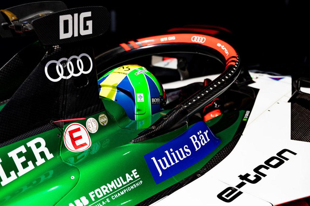 Formula E | Di Grassi sorprende a Santiago, 7° rimontando dal fondo con Audi