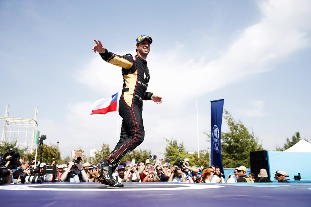 Formula E | Da Costa conquista il suo primo podio con DS Techeetah a Santiago