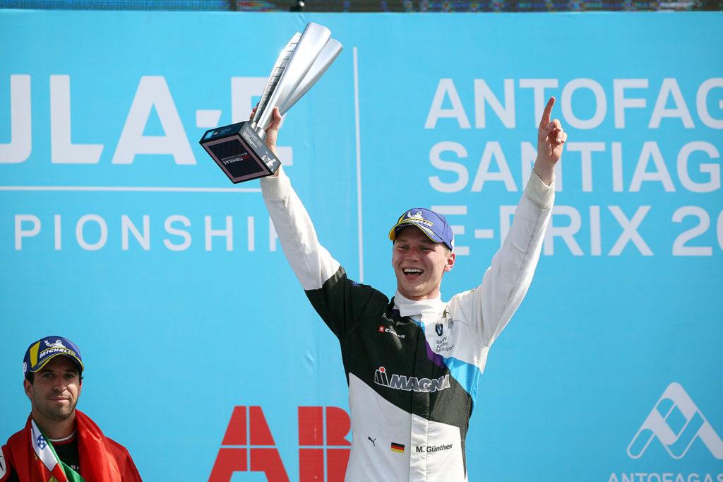 Formula E | BMW conquista il secondo successo stagionale con Guenther a Santiago