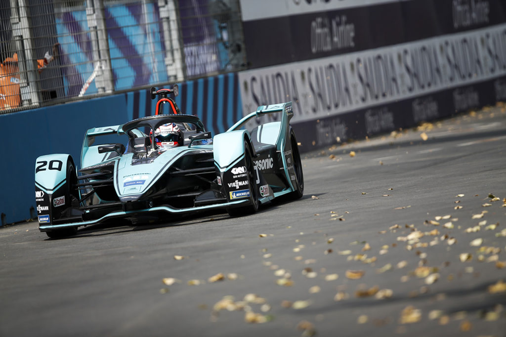 Formula E | Jaguar ritorna sul podio con Evans a Santiago