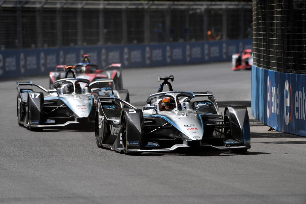 Formula E | Vandoorne in vetta alla classifica con Mercedes dopo Santiago