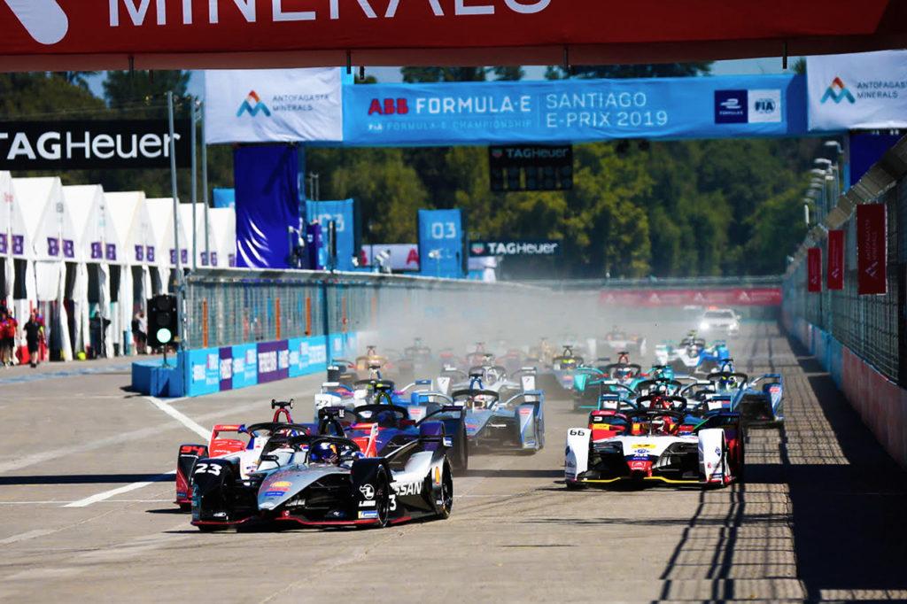 Formula E | Santiago ePrix 2020: anteprima e orari del weekend