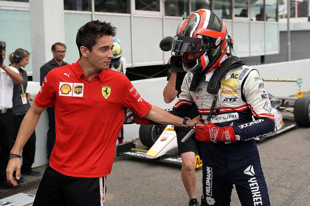 Formula Regional | Arthur Leclerc nella Ferrari Driver Academy, in Prema nel 2020