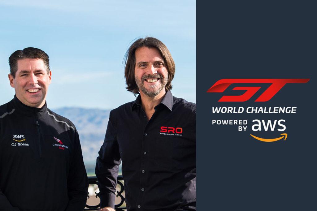 GT World Challenge | Amazon diventa nuovo sponsor della serie
