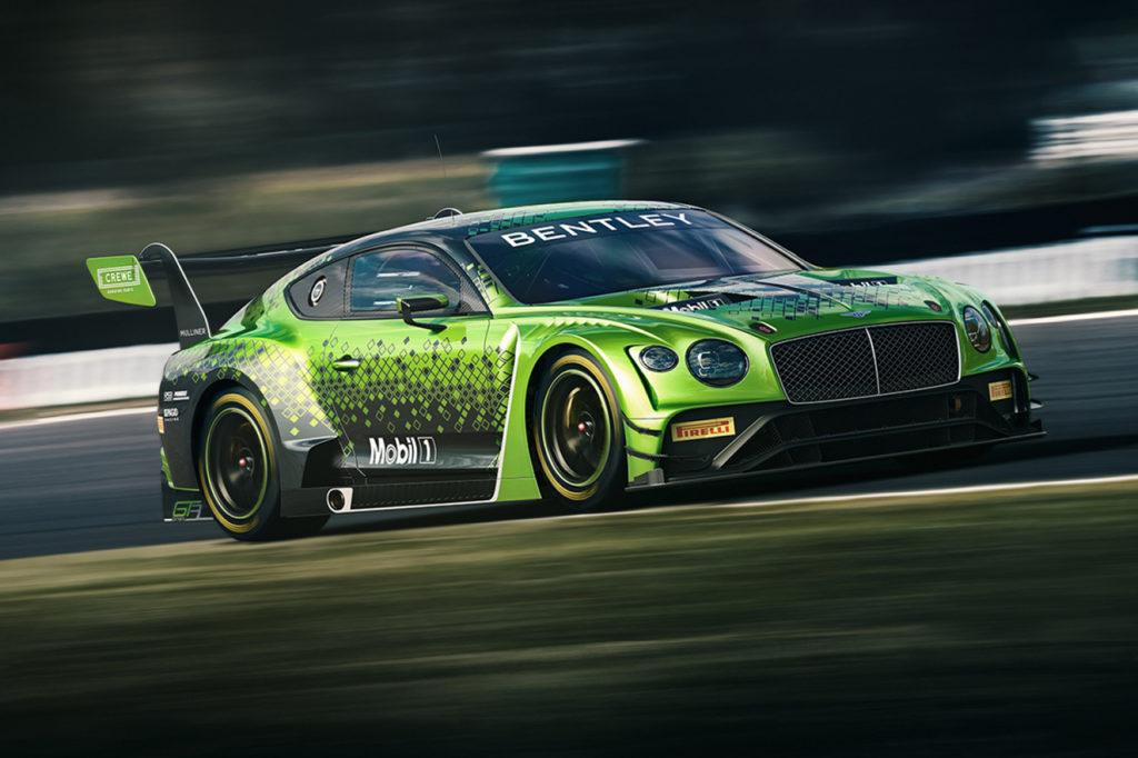 IGTC | M-Sport conferma due Bentley per la sua quinta stagione