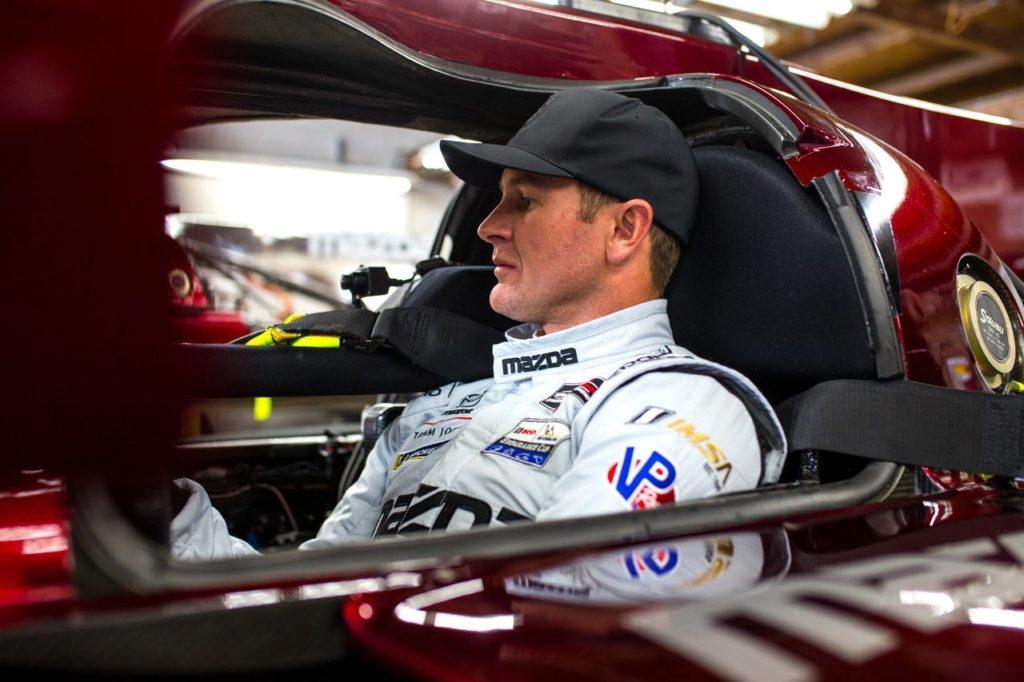 IMSA | Hunter-Reay con Mazda alla prossima 24 Ore di Daytona
