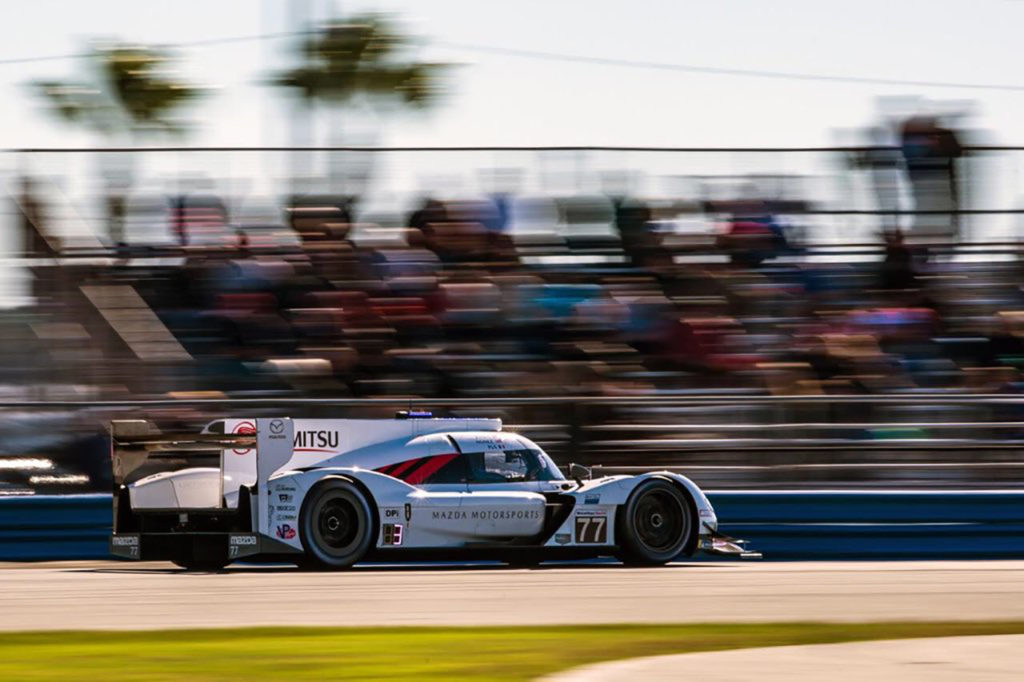 IMSA | Daytona, Qualifiche 1: nuovo record per Mazda, insegue Penske