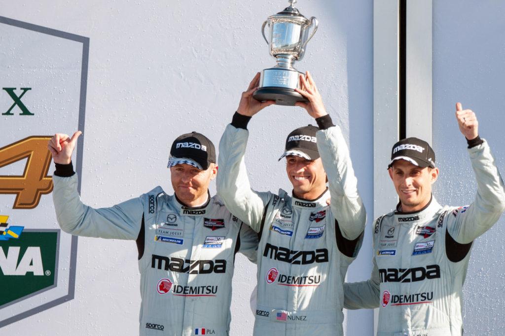 IMSA | Mazda conquista il podio a Daytona (con un pizzico di rammarico)