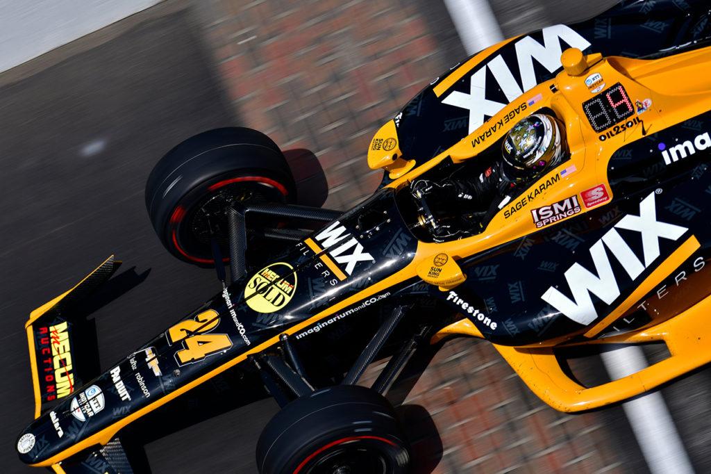 IndyCar | Quattro gare per Dreyer & Reinbold Racing con Karam nel 2020