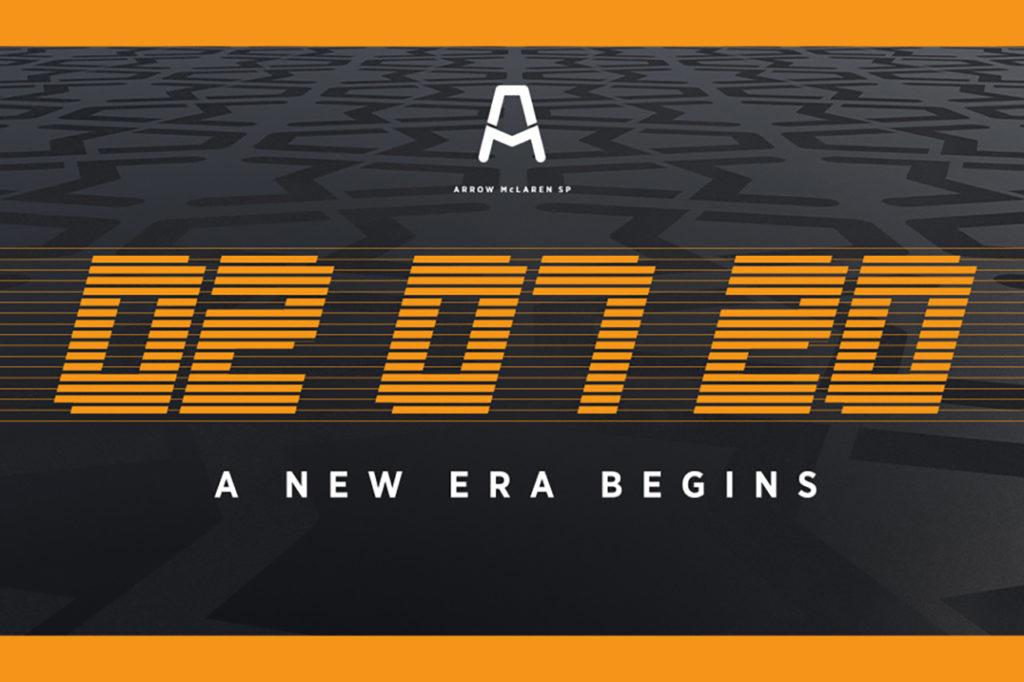 IndyCar | Arrow McLaren SP presenterà la nuova vettura il 7 febbraio