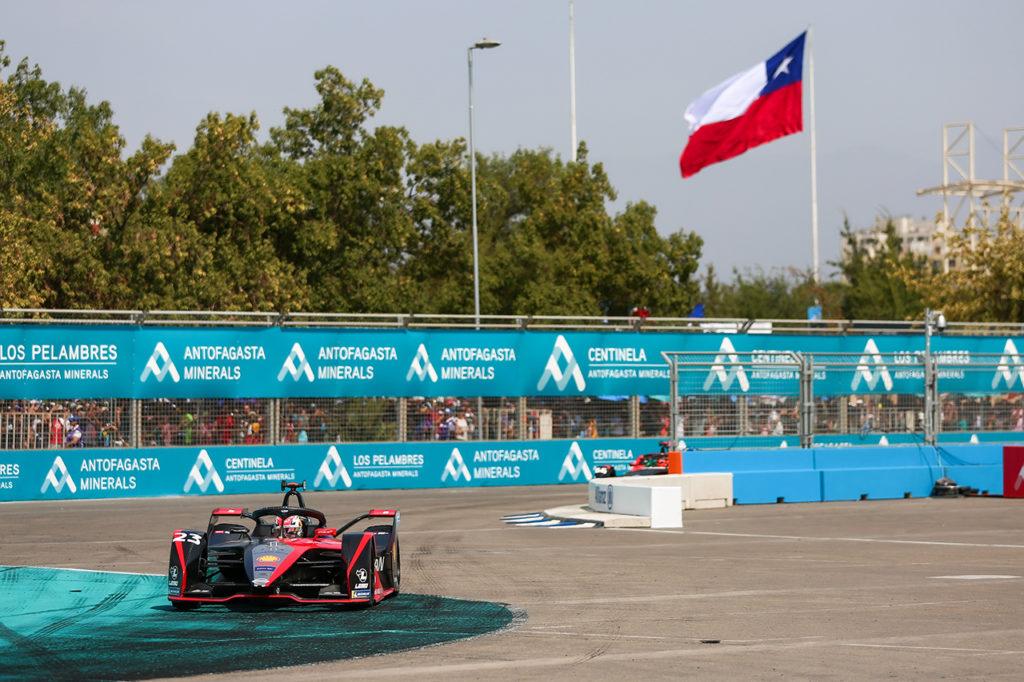Formula E | Ancora alti e bassi per Nissan e.dams a Santiago