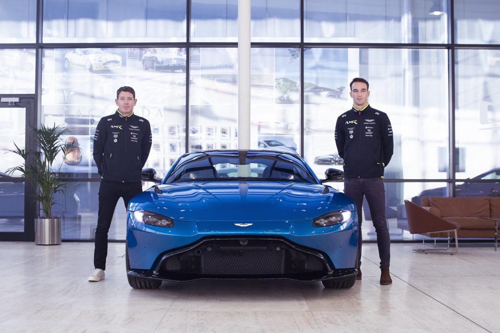 WEC | Westbrook e Tincknell con Aston Martin alla 24 Ore di Le Mans 2020