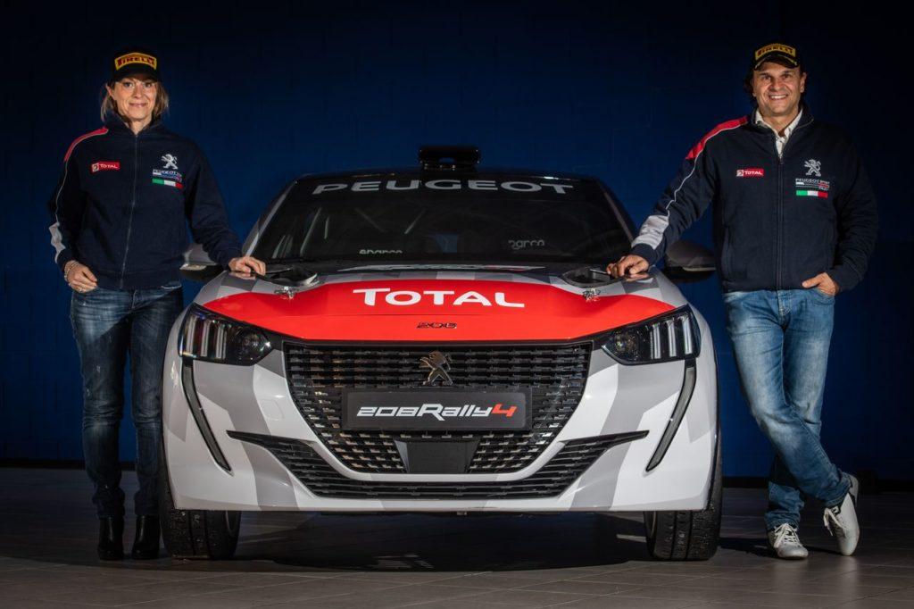 CIR | Andreucci ed Andreussi tornano ufficialmente in gara nel 2020 con Peugeot