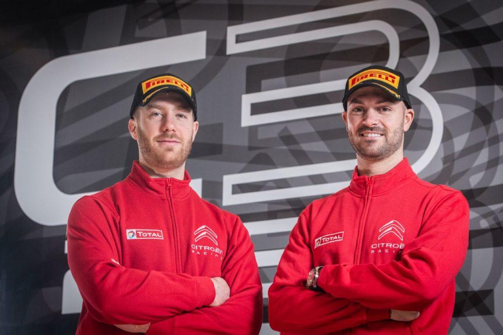 CIR | Citroen nel Campionato Italiano Rally 2020 con Crugnola ed Ometto: è ufficiale
