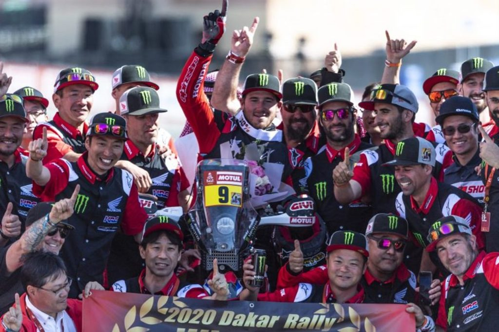Dakar | Honda e il suo ritorno nel rally raid: breve storia dal 2013 al trionfo del 2020