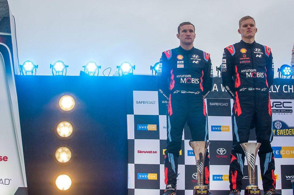 WRC | Rally Svezia 2020, il podio di Tanak e la classifica di Neuville salvano la spedizione Hyundai