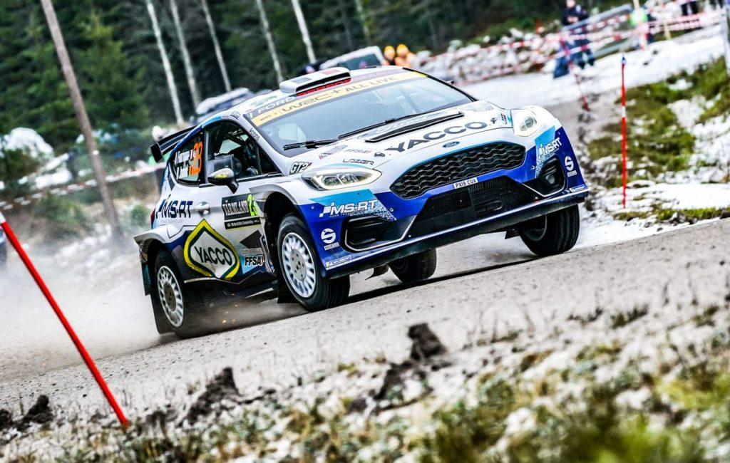 WRC | M-Sport ufficializza Alberto Heller per il WRC3