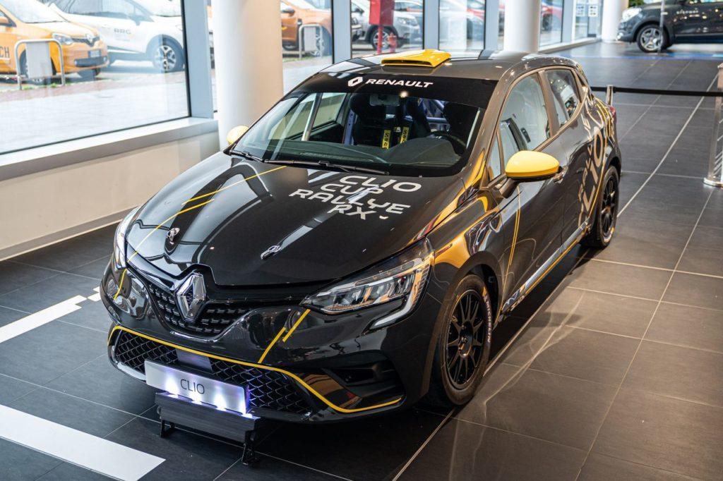La nuova Renault Clio Rally 5 in azione al Rallye Monte Carlo [VIDEO]