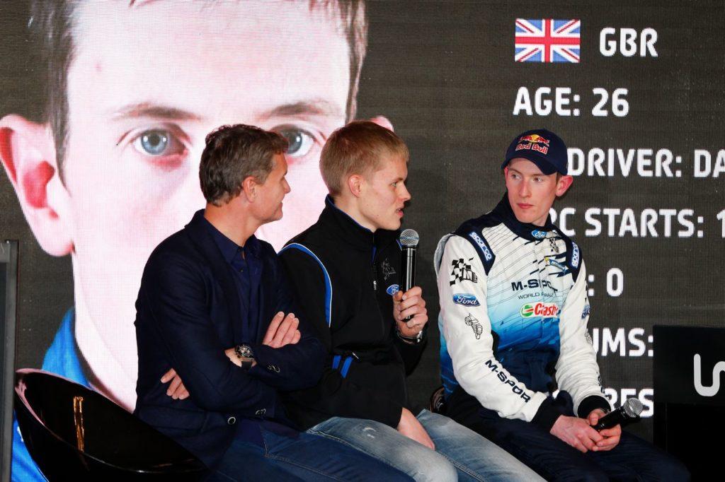 WRC | Evans merita il successo che sta avendo: parola di Tanak