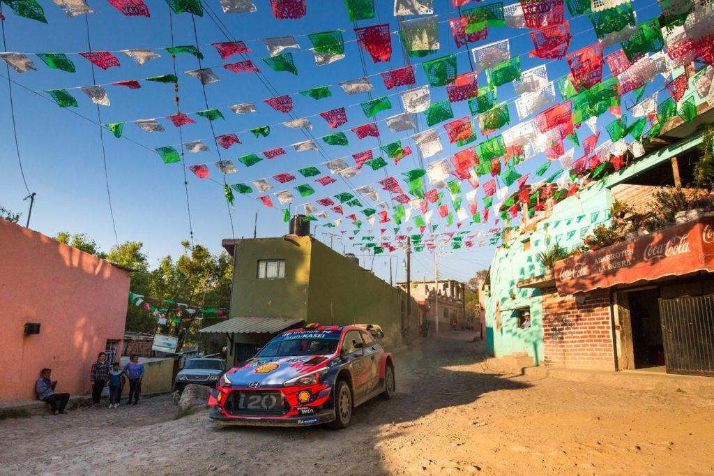 WRC | Rally Messico 2020, Hyundai fa debuttare ufficialmente Sordo
