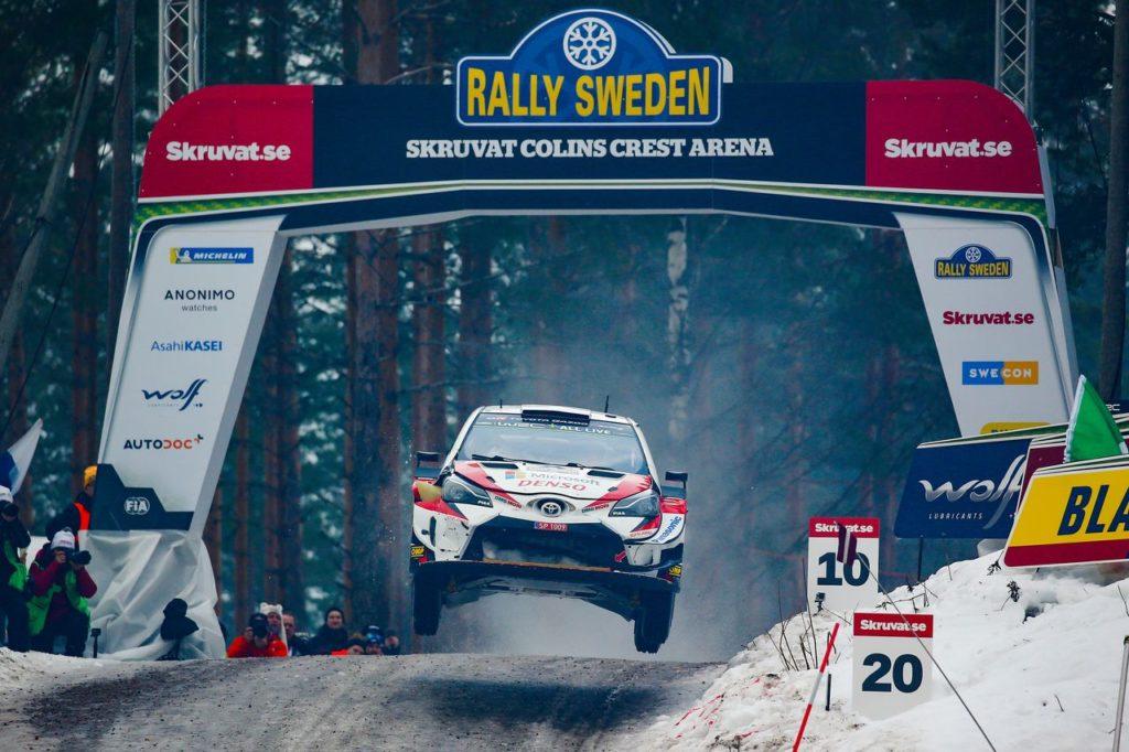 WRC | Rally Svezia 2020: anteprima ed orari