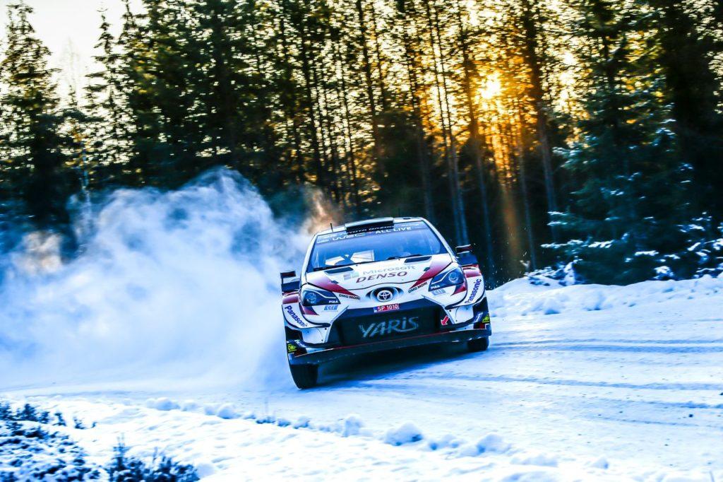 WRC   Rally Svezia 2020, il gesto degli spettatori che hanno salvato la gara di Elfyn Evans [VIDEO]