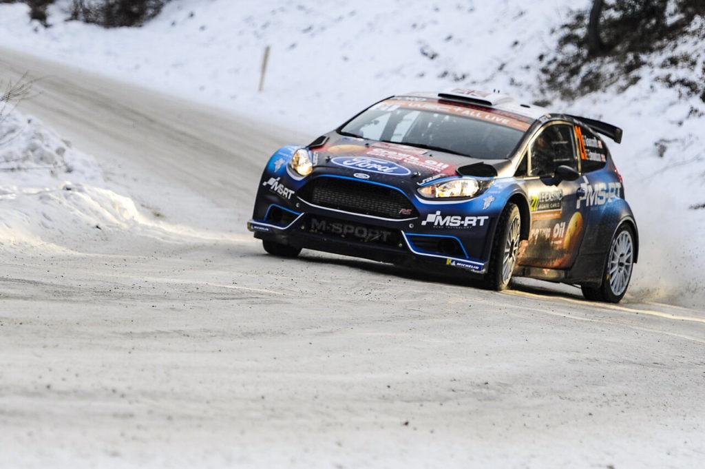 WRC | Rally Svezia 2020, tutto pronto o quasi: scarseggia la neve [FOTO]