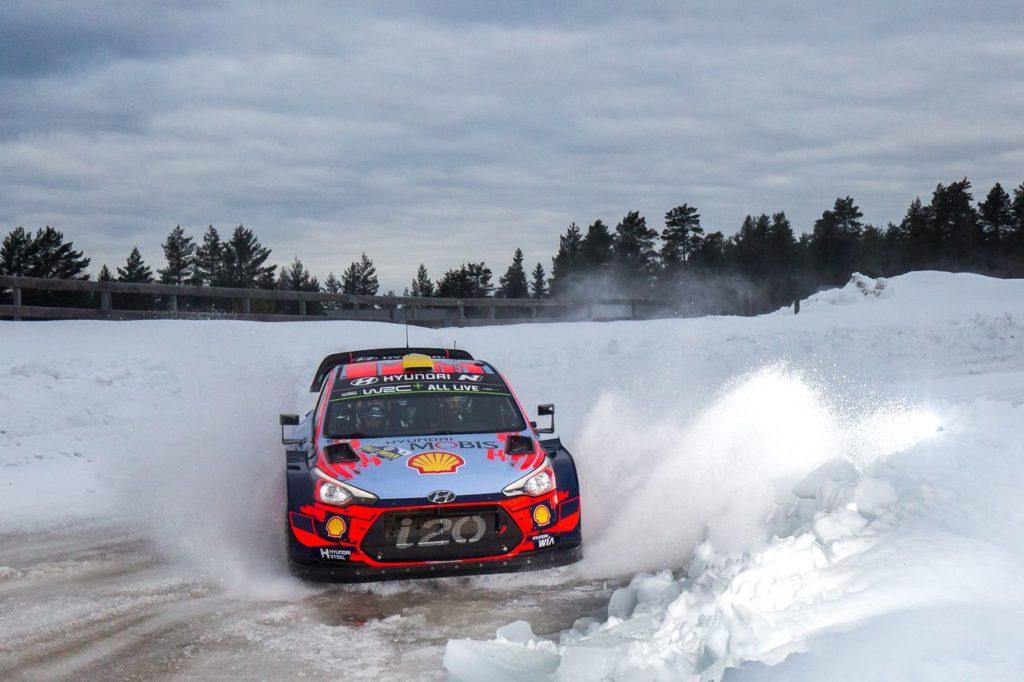 WRC | Il Rally Svezia 2020 è salvo, ma sarà più breve
