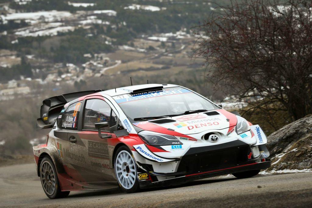 WRC | Rally Svezia 2020, prima giornata: è duello Evans contro Tanak. Rovanpera terzo incomodo