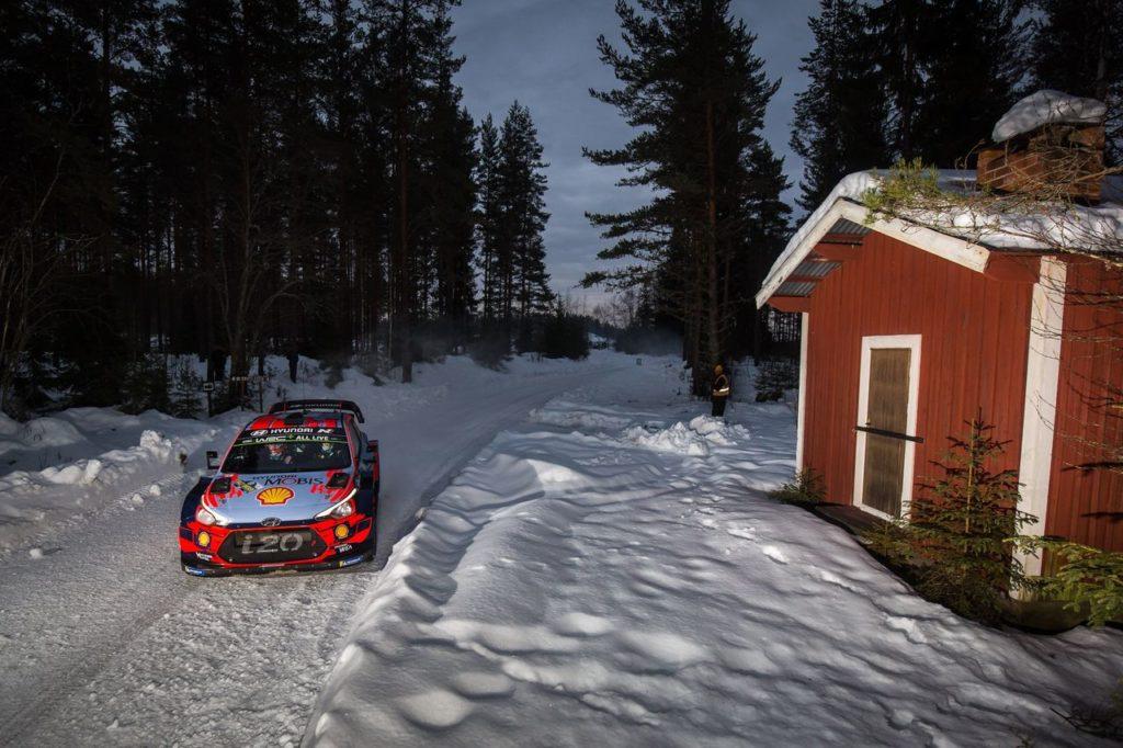 WRC | Il Rally Svezia 2020 è ancora a rischio