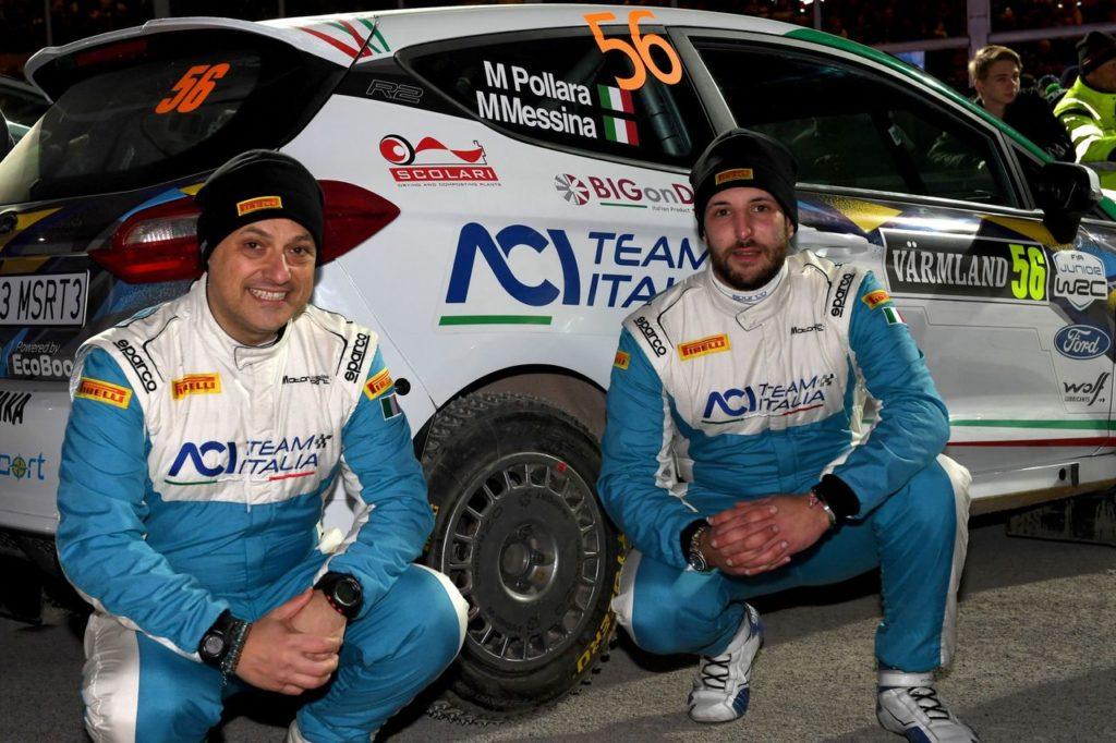 Junior WRC | La spedizione ACI Team Italia in Svezia: Pollara nei primi dieci, l'amarezza di Ciuffi