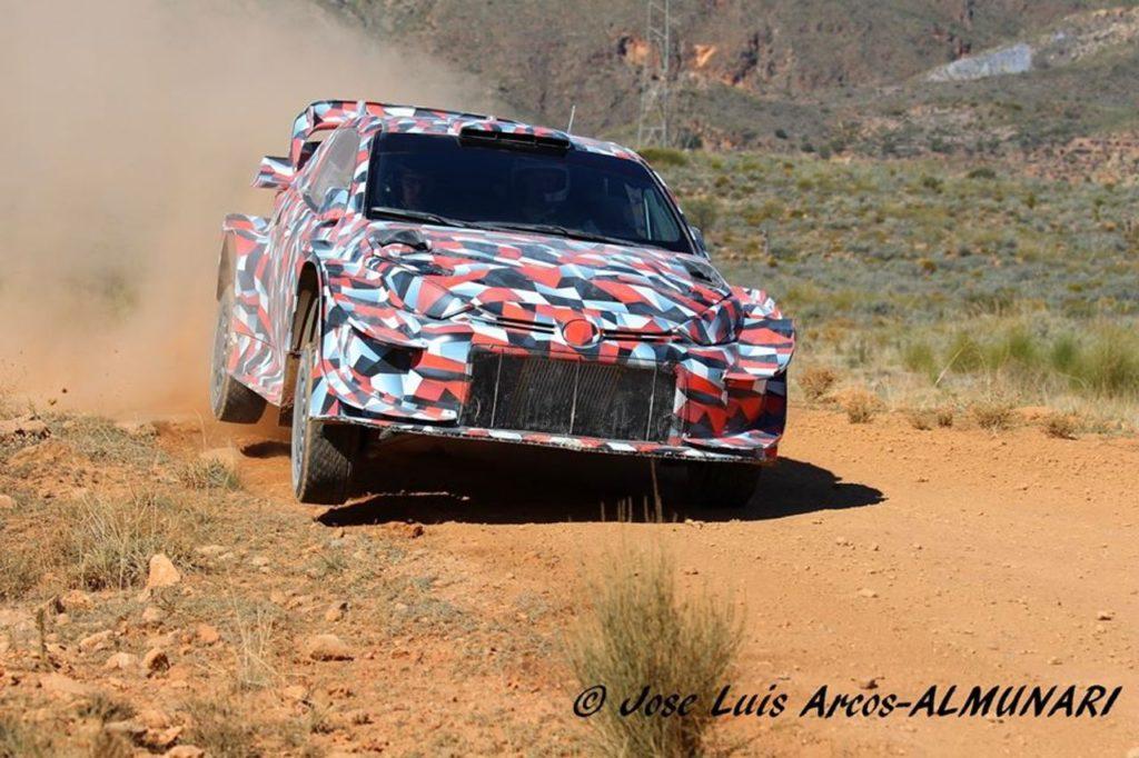 WRC | Torna in azione la Toyota Yaris WRC 2021: primo test su sterrato [VIDEO]