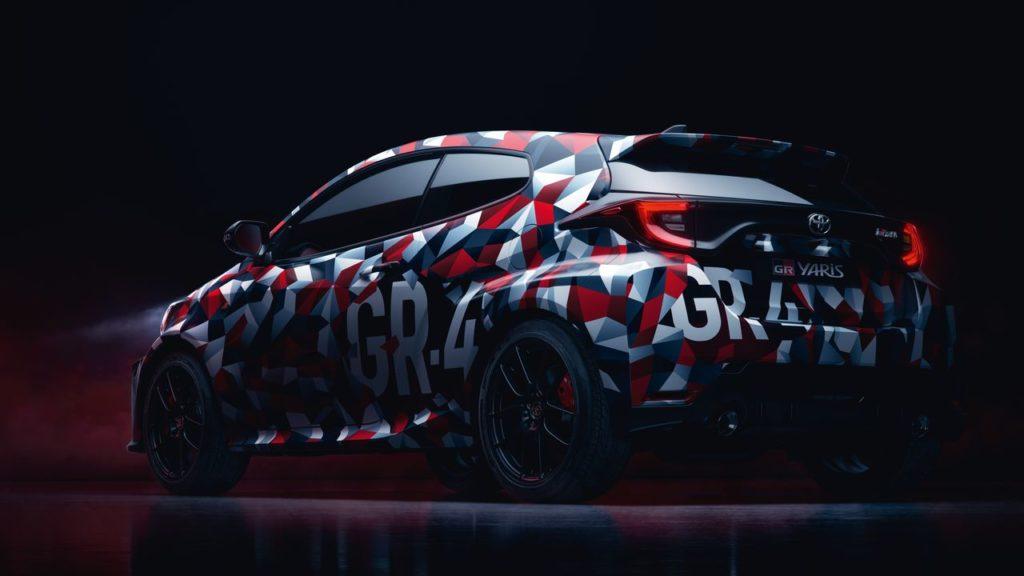 WRC | Toyota testa a sorpresa la vettura per il 2021, basata sulla GR Yaris [VIDEO]