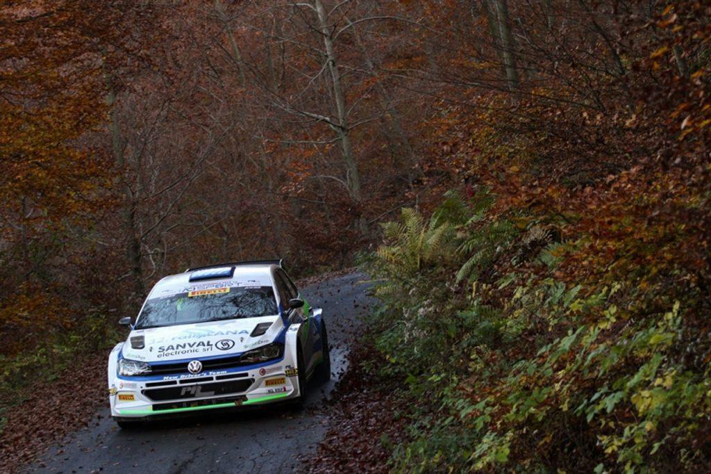Nella Coppa Rally di Zona 2020 debutta il Trofeo Pirelli Accademia