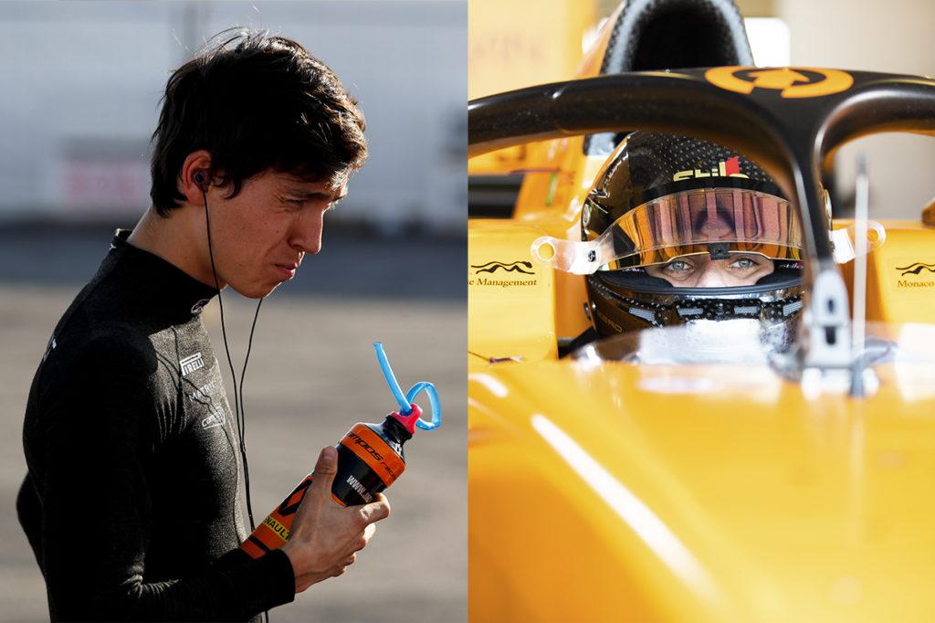 FIA F2 | Aitken e Samaia correranno con Campos nella stagione 2020