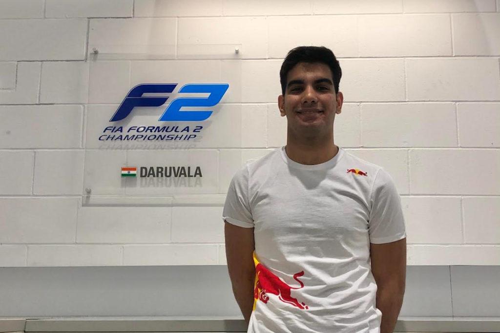 FIA F2 | Daruvala completa lo schieramento di Carlin per il 2020