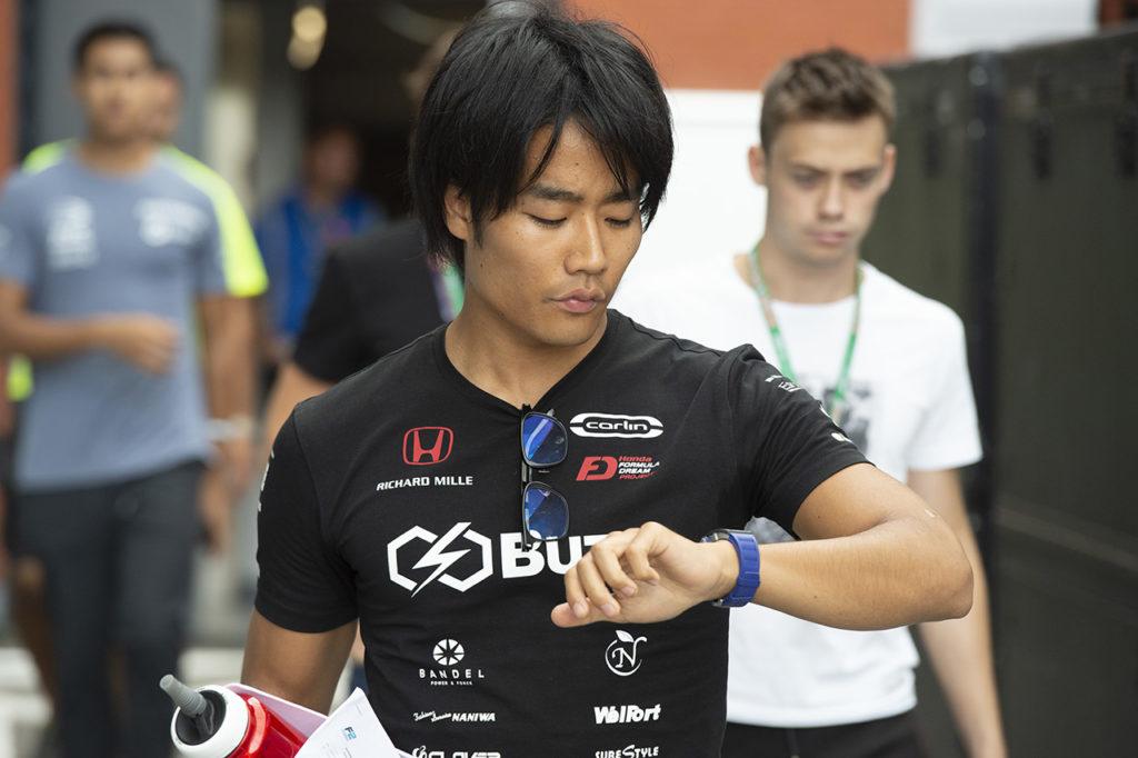FIA F2 | Matsushita completa lo schieramento di MP Motorsport per il 2020