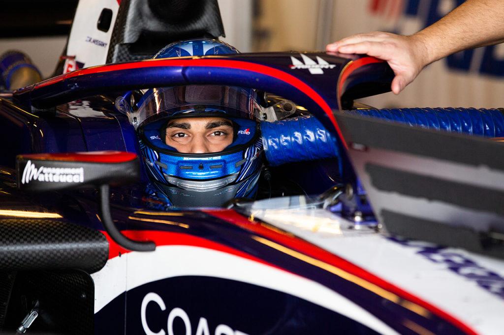 FIA F2 | Trident completa lo schieramento 2020 con Nissany