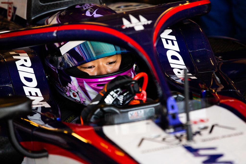 FIA F2 | Sato è il primo nome ufficiale di Trident per la stagione 2020
