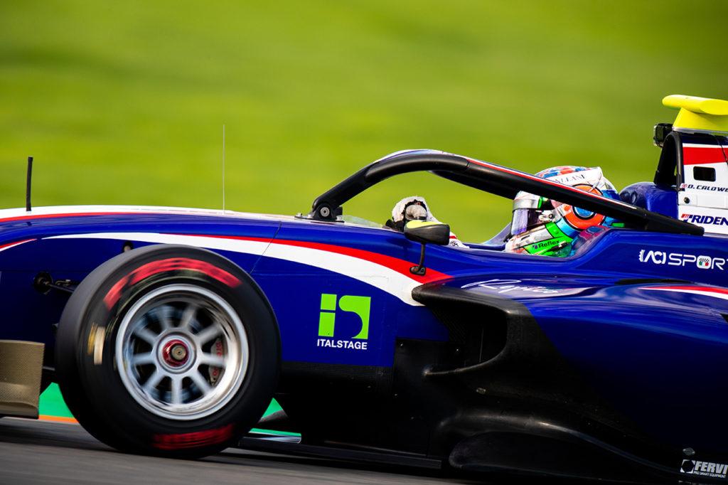 FIA F3 | Caldwell completa la line-up di Trident per il 2020