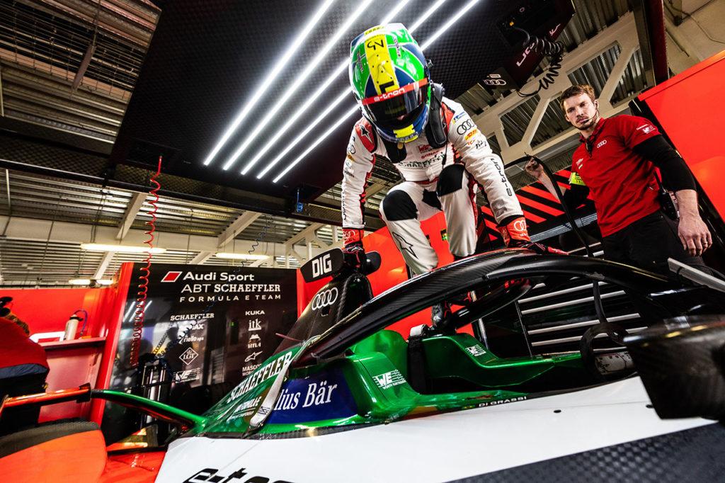 Formula E | Di Grassi conclude 6° con Audi a Città del Messico