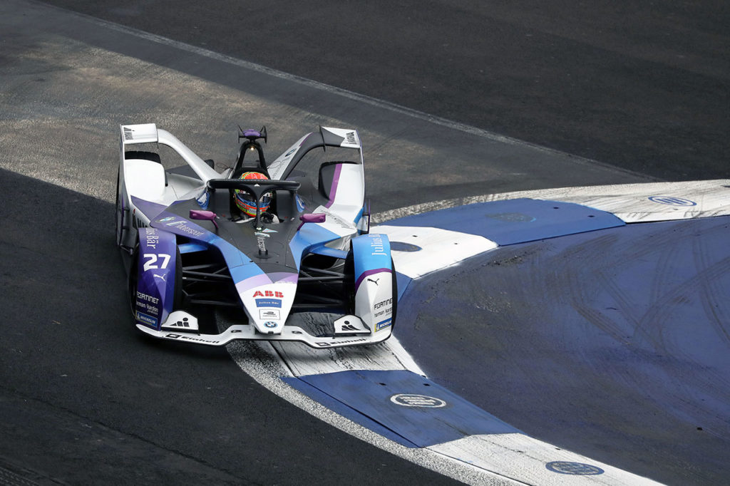 Formula E   BMW in Marocco come leader della classifica team
